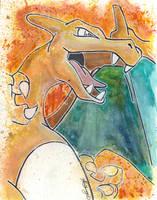 Charizard by LukeFielding