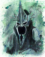 Witch King by LukeFielding