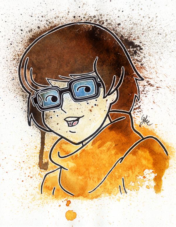 Velma by LukeFielding