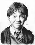 Ron Weasley by LukeFielding