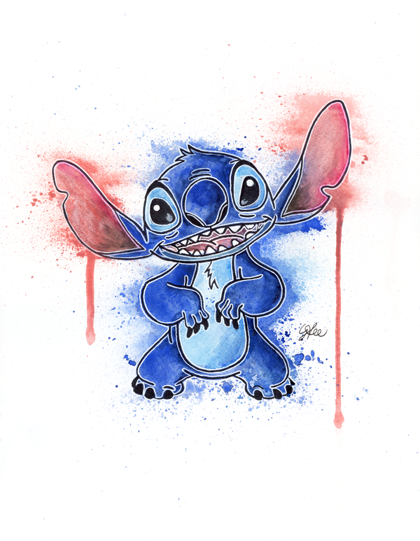 Stitch by LukeFielding