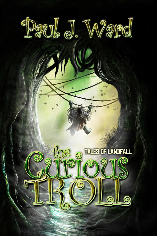 The Curious Troll by LukeFielding