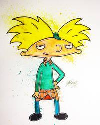Hey Arnold by LukeFielding