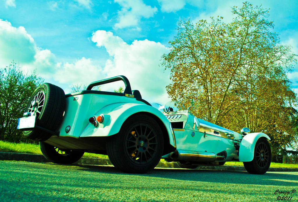 LOTUS SUPER SEVEN by shercoteam