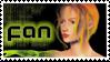 Jenny Rom FAN stamp by DJ-KOKO