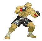 Wanderlei Silva UFC Sprite by marcoapires