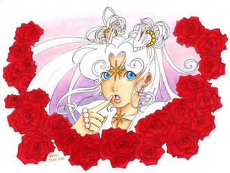 Sailor Cosmos by Terrachan