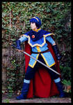 Marth: standing ready