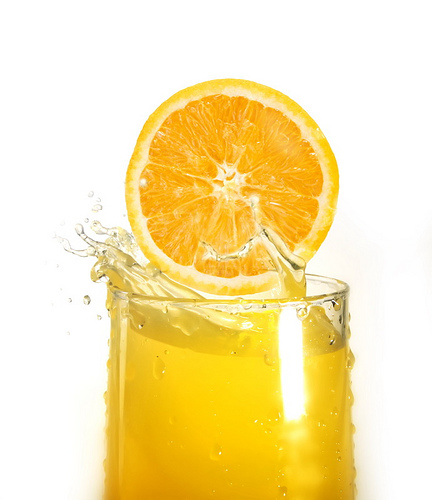 Orange juice by jfschmit