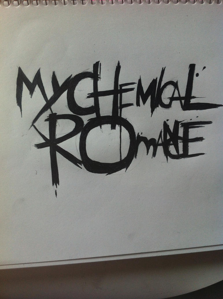 My Chemical Romance The Black Parade Logo By Sleeps Sister