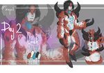 (OPEN) AUCTION Day 02 Crab #Seapril by LisaBlack89-Adopt
