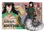 (SOLD)AUCTION Military Naga 5 by LisaBlack89-Adopt