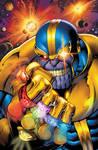 Thanos the invincible