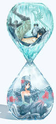Hourglass by rchella