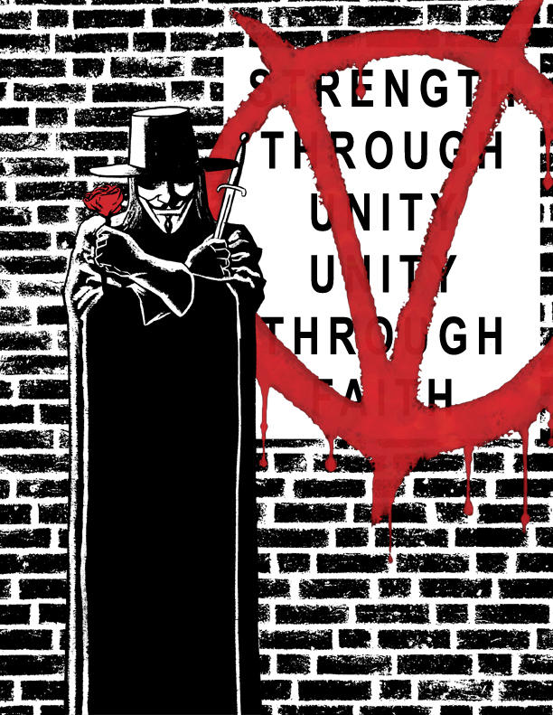 V for Vendetta by icarus0202