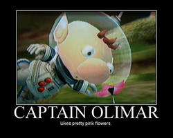 Captain Olimar 8D by Sapphirechao