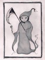 Little Reaper by DragonRiddler