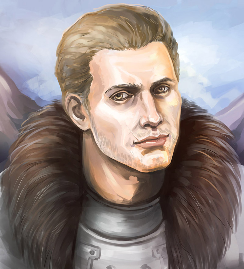 Cullen Rutherford by SargeCrys