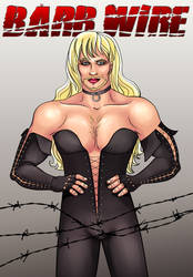 Barb Wire by SargeCrys