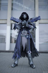 Reaper Nevermore cosplay