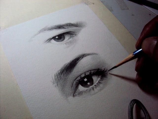 Exercicios Desenho Olhos By Marcosjunior On Deviantart