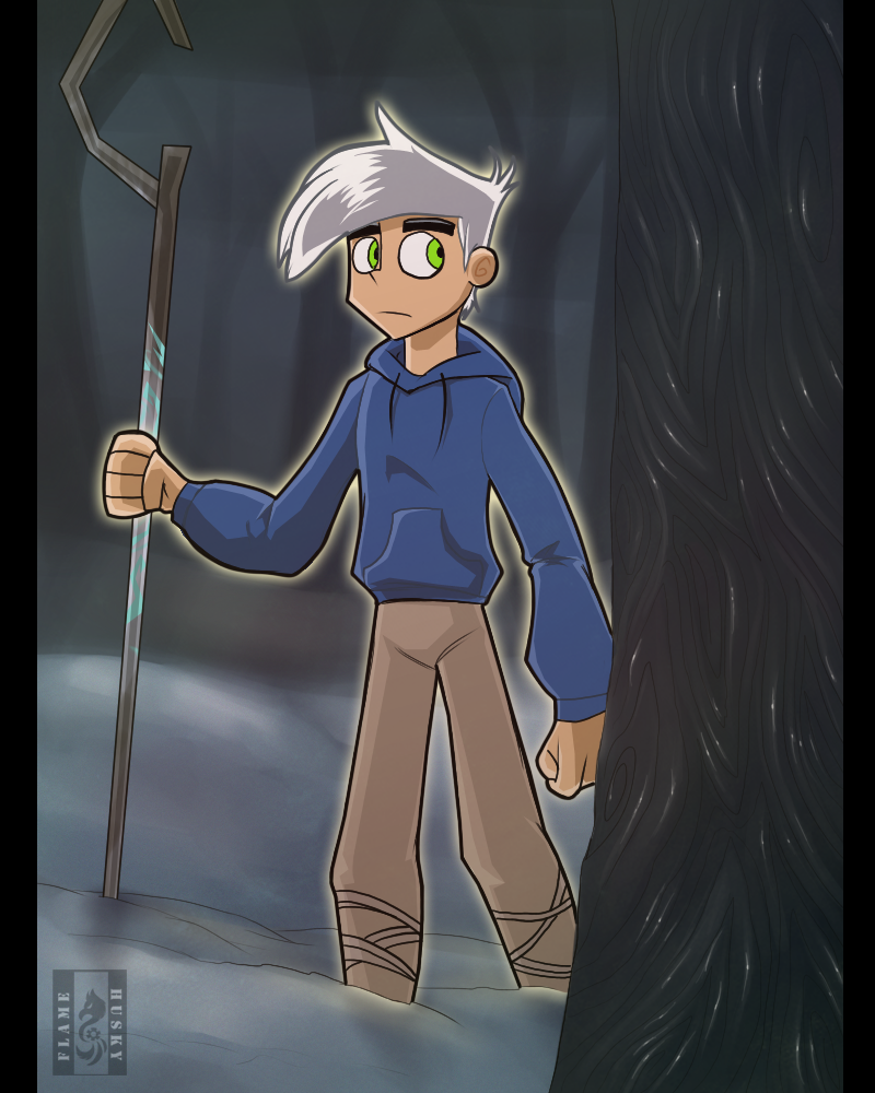 Danny Frost by Husgryph on DeviantArt