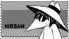 SvS OC_Kirsan_Stamp by Husky-Foxgryph