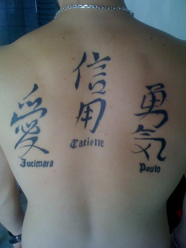 Kanji Tattoo By Ttoyosato On Deviantart