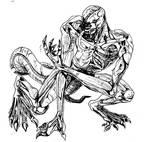 Fanart- Resident Evil - Licker