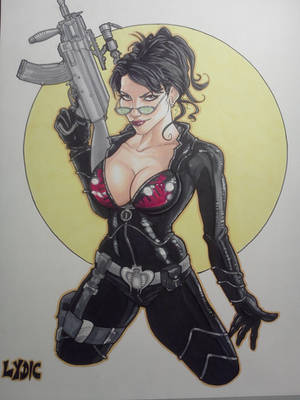 baroness! by stevelydic