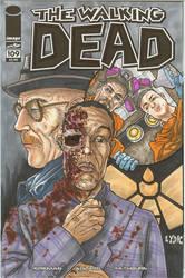 Breaking Bad Gus Zombie by stevelydic