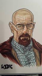 Walter White by stevelydic
