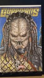 predator cover art by stevelydic