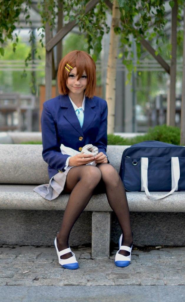 Hirasawa Yui: school form by LisaVasya