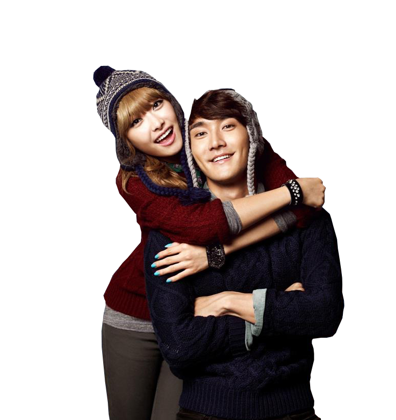 Victoria + Siwon render 2 by AshleighD3070