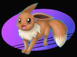 Eevee - Pokemon Fan Art