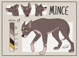Mince Reference 2018 by Fecu