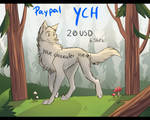 Canine forest ych - 3 SLOTS LEFT- open by Fecu