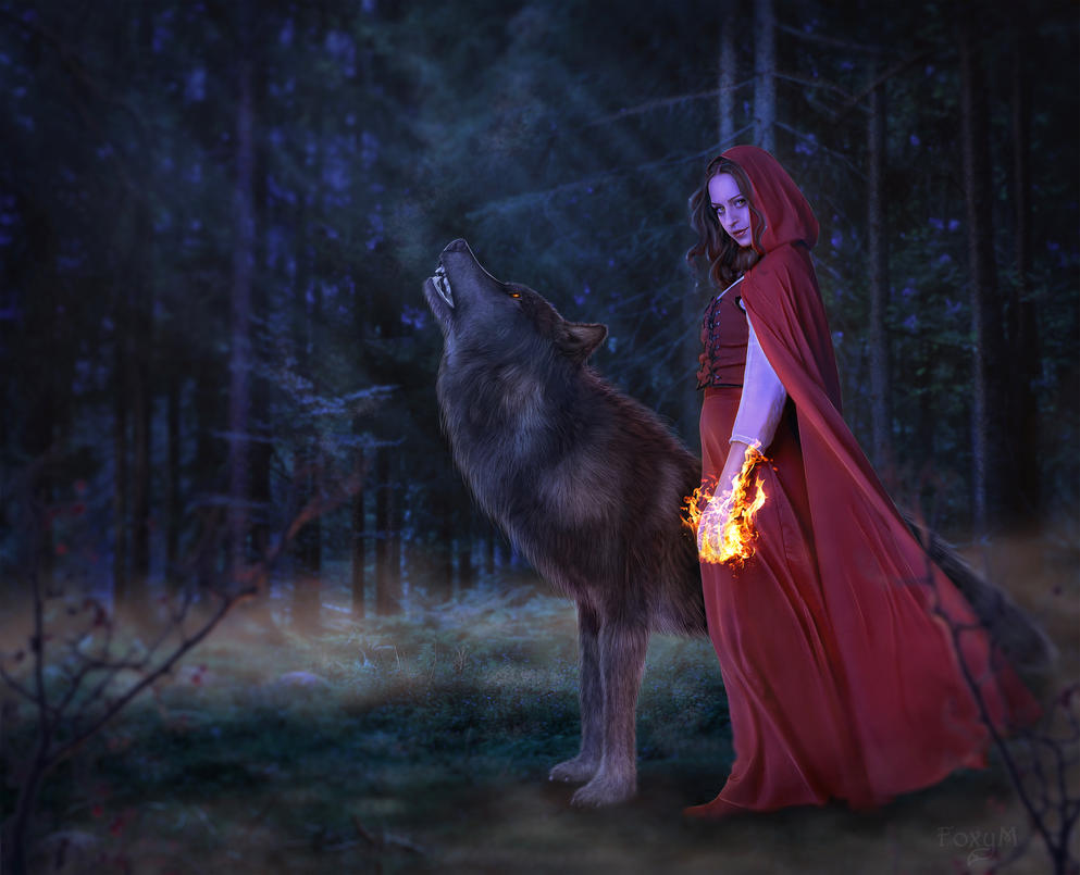 Red Riding Hood. New Chapter by FoxyM8