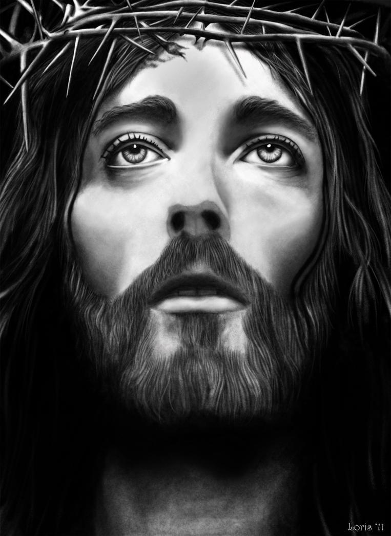 Jesus light by Loris74