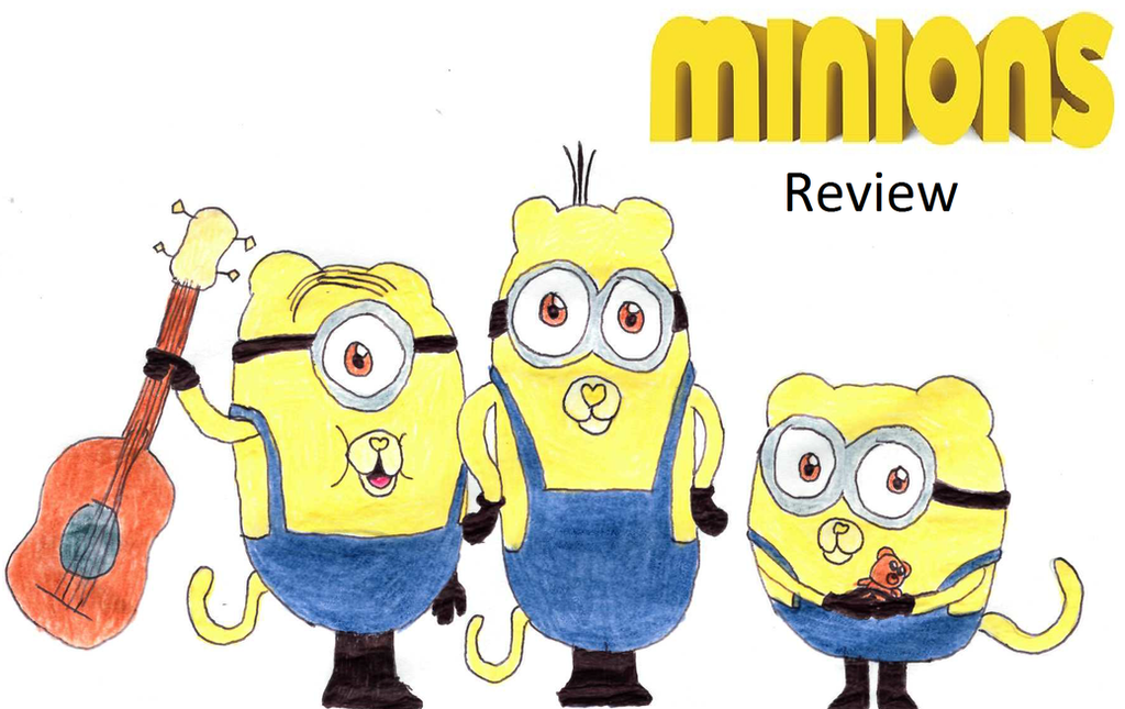 Minions Review by BlazeHeartPanther