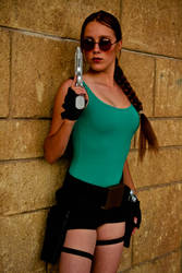Cosplay Lara Croft - MissCroftCosplay by MissCroftCosplay