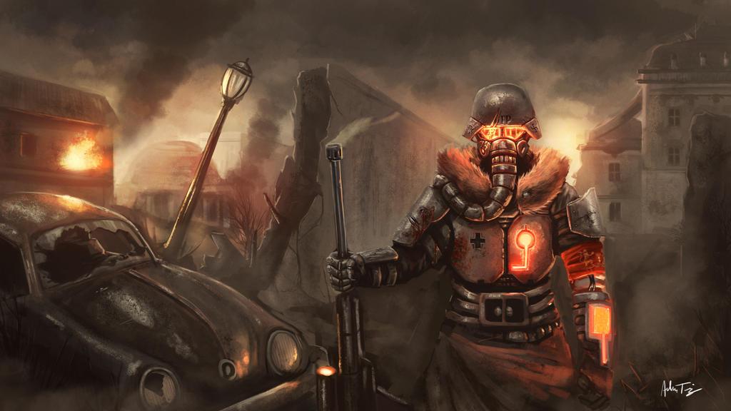 German Fallout by RyomaNinja