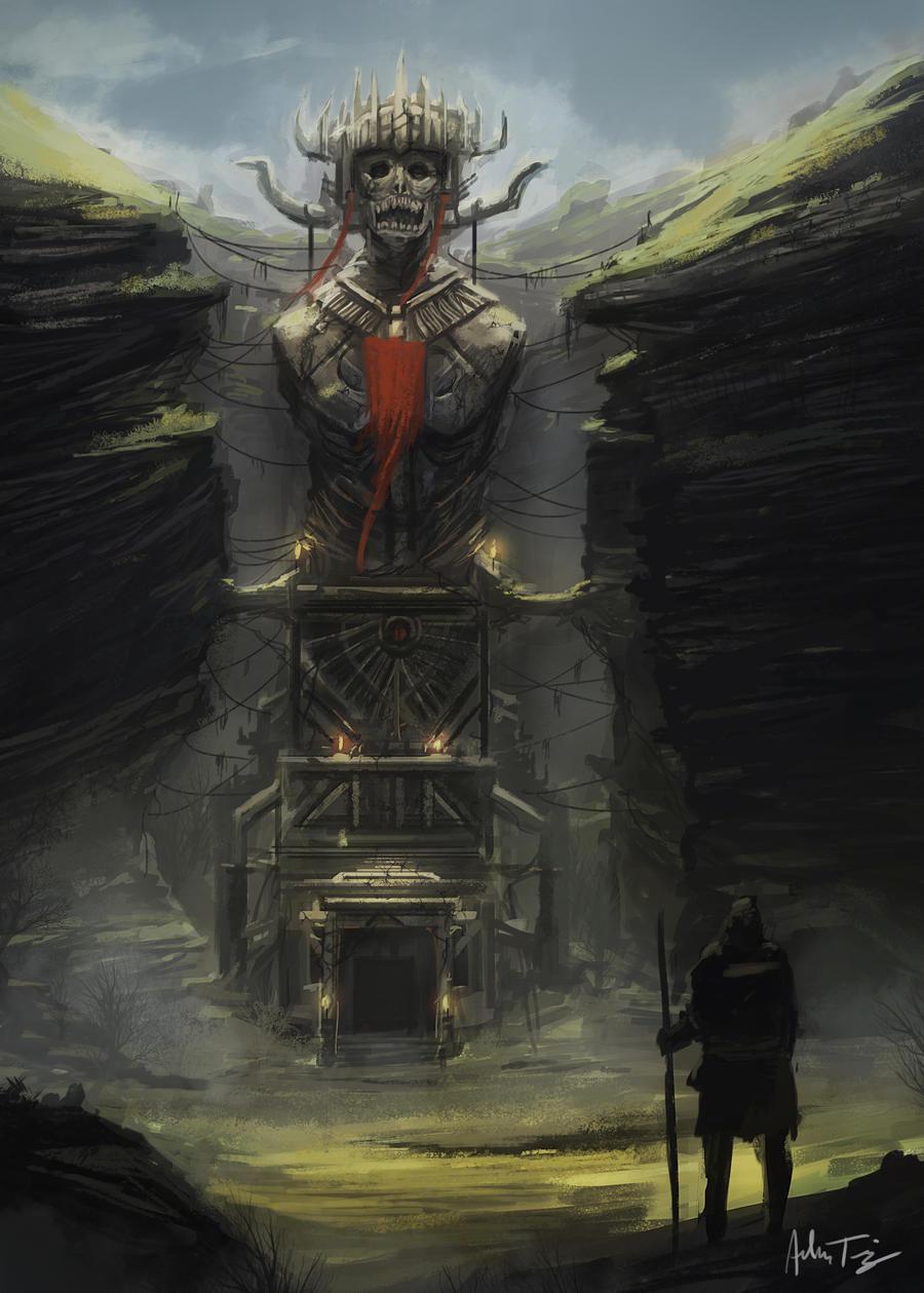 Death Tomb by RyomaNinja