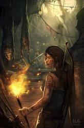 Tomb Raider: Reborn by ARTazi