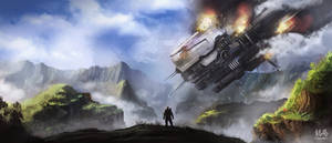 Halo 4: The Fight Begins Again
