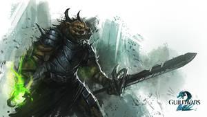 Guild Wars 2 | Charr Fanart by ARTazi