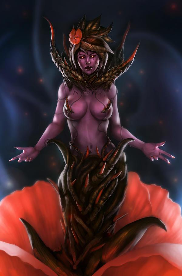 Venus Man Trap by RyoTazi