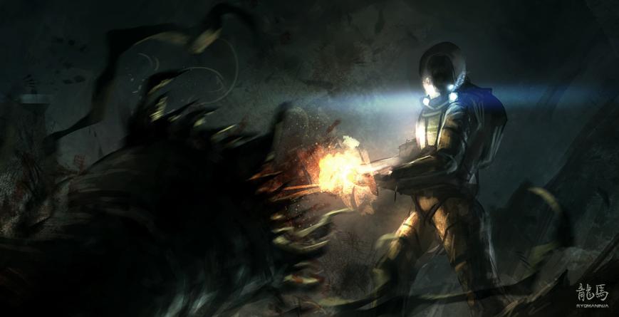 Deadly Speedpaint by RyomaNinja