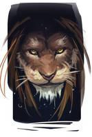 Lion Sketch